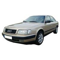 Schaltknauf Schaltsack A6-Audi 100 A6 Typ C4 leder