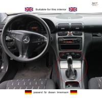 Schaltknauf Schaltsack CLC / CLK / Cabrio-CLK Coupe C209 /