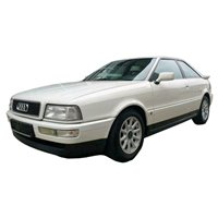 Schaltknauf Schaltsack Audi-Audi 80 Typ 89 / B4 leder