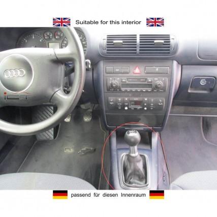 Botão da engrenagem A3 Audi A3 Typ 8L 09/2001 - 2003